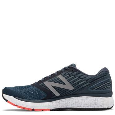 New Balance Mens 860v9 Running Shoe - Navy/Grey