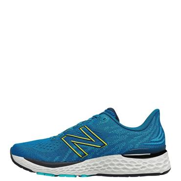 NEW BALANCE MENS 880V11 RUNNING SHOES - BLUE
