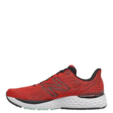 NEW BALANCE MENS 880V11 RUNNING SHOES - Red