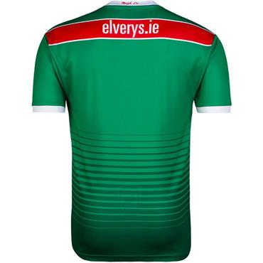 O'Neills Adults Mayo GAA Home Jersey 19/20 - Green