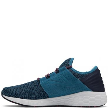 New Balance Mens Fresh Foam Cruz v2 Knit Running Shoe - Teal