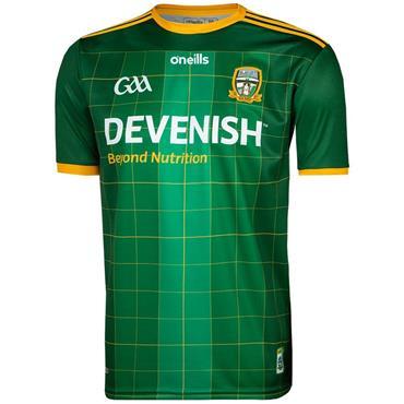 O'Neills Adults Meath GAA Home Jersey 19/20 - Green