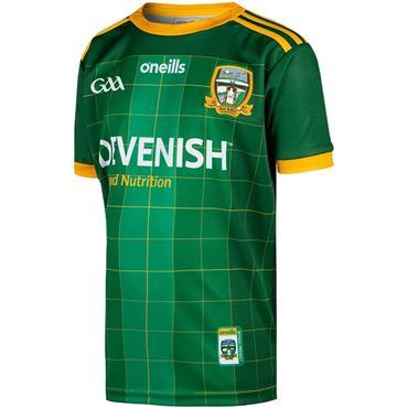 O'Neills Kids Meath GAA Home Jersey 19/20 - Green