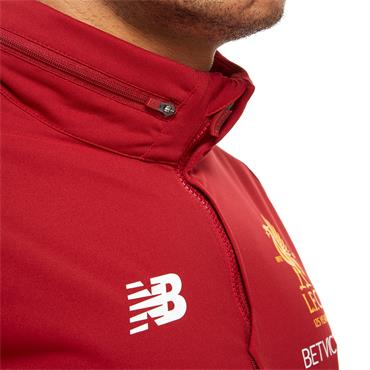 MENS LIVERPOOL ELITE RAIN JACKET - RED