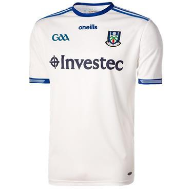 O'Neills Adults Monaghan GAA Home Jersey 19/20 - White