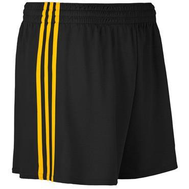 O'Neills Mourne Shorts - Black/Amber