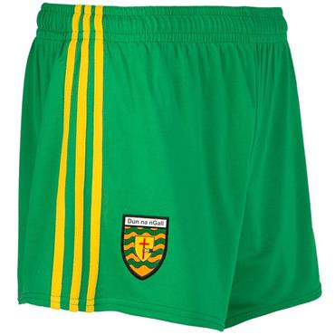 O'Neills Kids Donegal GAA Shorts - Green