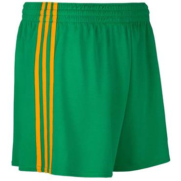 O'Neills Mourne Shorts - Green/Amber