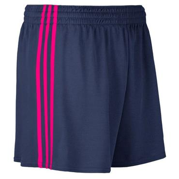 O'Neills Mourne Shorts - Navy/Pink