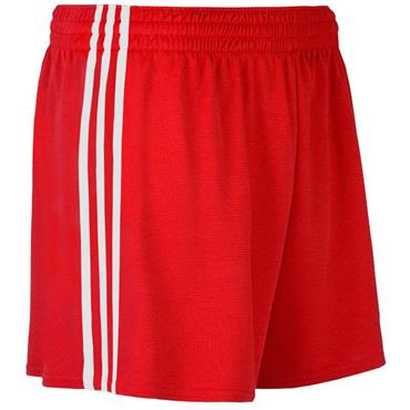 O'Neills Mourne Shorts - Red/White