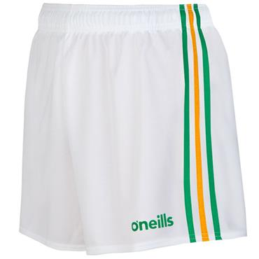O'Neills Mourne Shorts - White/Green/Amber