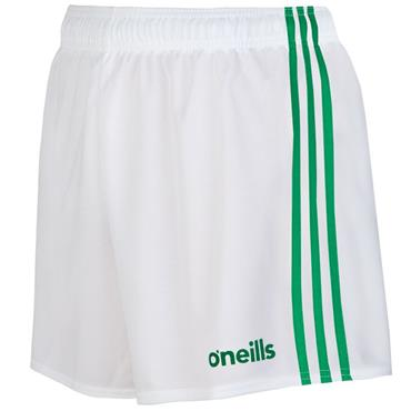 O'Neills Mourne Shorts - White/Green