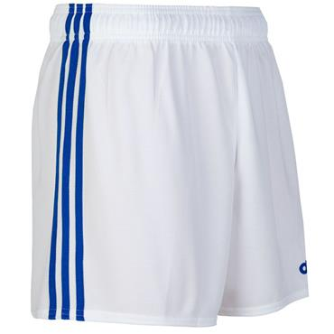 O'Neills Mourne Shorts - White/Royal Blue