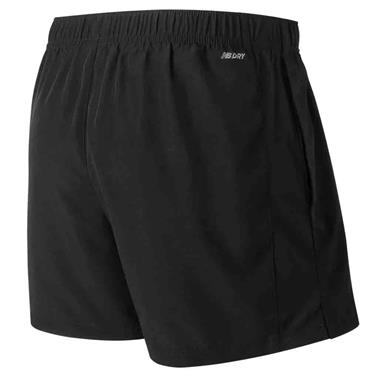 "New Blance Mens Accelerate 5"" Shorts - BLACK"