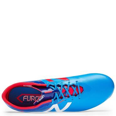 New Balance Adults Furon 3.0 FG Football Boots - Blue