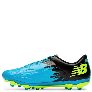 New Balance Visaro Mid FG Football Boots - Blue