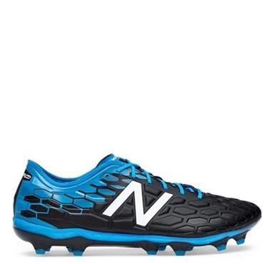 New Balance Visaro 2.0 Mid FG Football Boots - Black