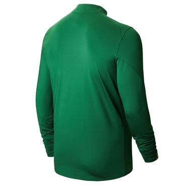 New Balance FAI Ireland Adults Long Sleeve Midlayer Top 19/20 - Green