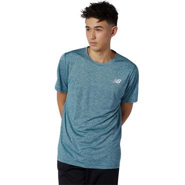 New Balance Mens Tenacity T-Shirt - Green