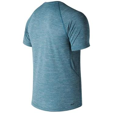 New Balance Mens Tenacity T-Shirt - Blue