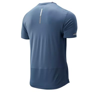 New Balance Mens Ice 2.0 T-Shirt - Blue