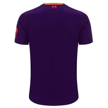 ADULTS LIVERPOOL AWAY JERSEY 2018/19 - PURPLE
