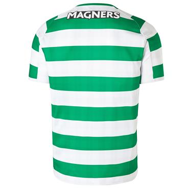 ADULTS CELTIC FC HOME JERSEY 2018/19 - WHITE/GREEN