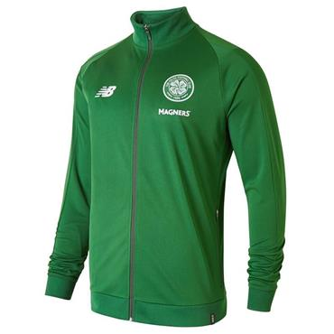 CELTIC TRAINING JACKET - GREEN