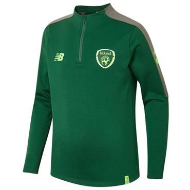 ADULTS FAI ELITE TRAINING HYBRID SWEAT - GREEN