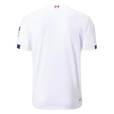 New Balance Mens Liverpool Away Jersey 2019/20 - White