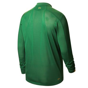 New Balance FAI Ireland Adults Long Sleeve Home Jersey 19/20 - Green