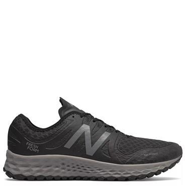 New Balance Mens Fresh Foam Kaymin Trail Runner - Black/Grey