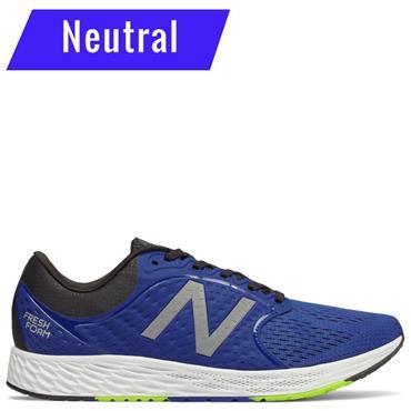 New Balance Mens Zante V4 Running Shoe - Blue