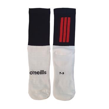 O'Neills Koolite Midi Socks - Black/Red