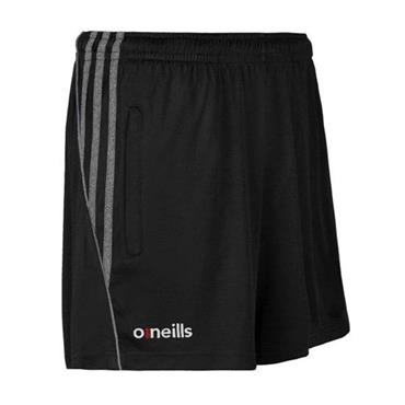 ONEILLS KIDS SOLAR POLY SHORTS - BLACK