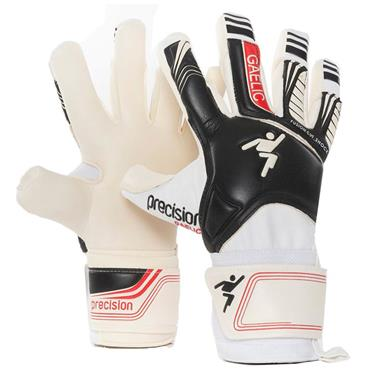 PRECISION FUSION GOALKEEPING GLOVES - BLACK/WHITE