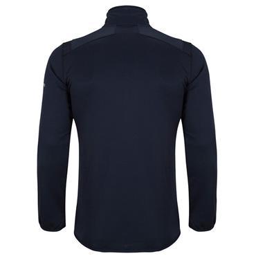 Canterbury Mens IRFU Rubgy Half Zip Sweatshirt - Navy