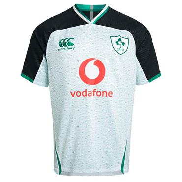 Canterbury Kids IRFU Rugby Ireland Alternative Pro Jersey 2019/20 - Green