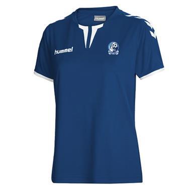 Hummel Womens Raphoc FC Core Jersey - Blue