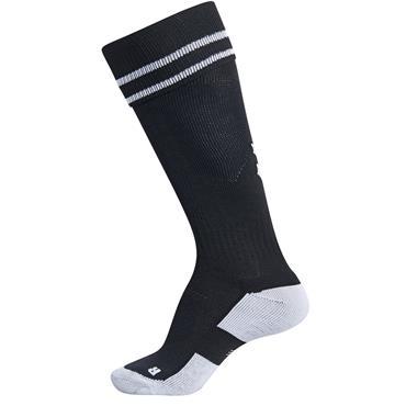 Hummel Adults Raphoc FC Football Socks - Black
