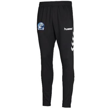 HUMMEL MENS RAPHOE FC FOOTBALL PANT - BLACK