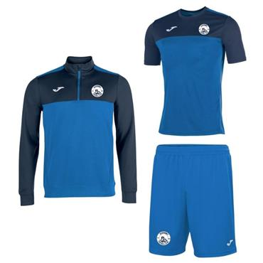 JOMA RASHENNY FC ADULTS TRAINING PACK 2 - BLUE