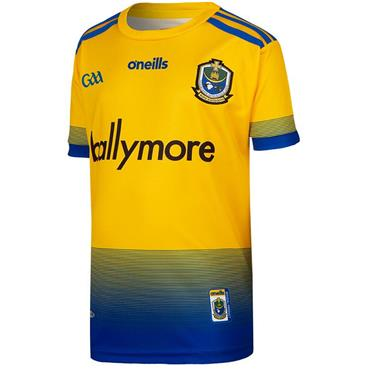 O'Neills Kids Roscommon GAA Home Jersey 19/20 - Yellow