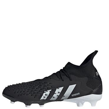 Adidas Mens Predator Freak .2 FG Football Boots - BLACK