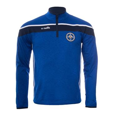 O'NEILLS ADULTS CLOUGHANEELY HZ TOP - BLUE