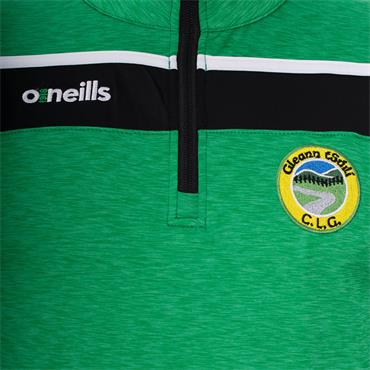 O'NEILLS ADULTS GLENSWILLY HZ TOP - GREEN