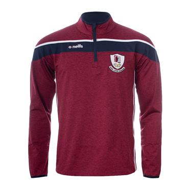 O'NEILLS ADULTS LETTERKENNY GAELS HZ TOP - MAROON