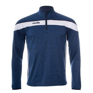 O'Neills Kids Slaney Half Zip Top - Blue