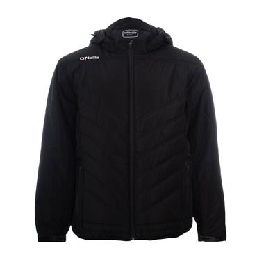 O'NEILLS KIDS SLANEY PADDED JACKET - BLACK