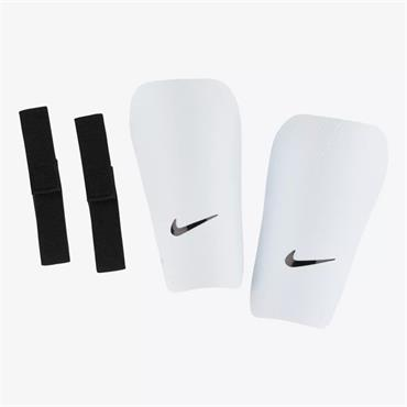 NIKE ADULTS FOOTBALL SHINGUARD - WHITE